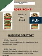 Burger Point!