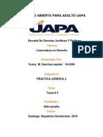 Tarea 3 de Practica Juridica 2