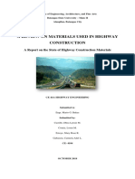 highway technical report