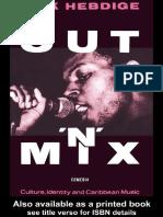 Dick Hebdige - Cut & Mix