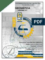 Caracteristicas UTM Ingeniería Civil