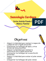 SEMIOLOGIA CARDIACA UNIVERSIDAD DEL VALLE