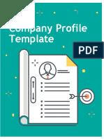 Company Profile Template-IMPACT.doc