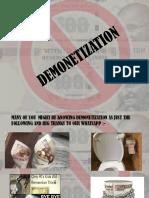 ayush ppt demonetization.pptx