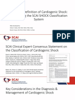 SCAI Shock Classification Deck