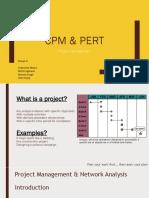 Final Ppt_cpm & Pert