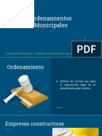 Ordenamientos Municipales 10-09-19