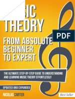 Guide to Understanding and Learning Music Theory Effortlessly (With Audio Examples Book 1)