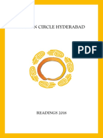 Awakin Circle Hyderabad Readings 2018