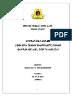 Kertas Kerja Teknik Menjawab BM.docx