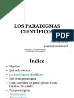 Los Paradigmas Cientificos