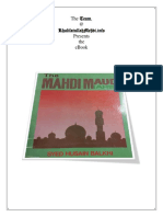 The Mahdi Maud AHS