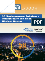 5g Semiconductor Solutions Infrastructure and Fixed Wireless Access eBook Mwj