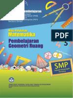 Paket Unit 4 - Pembelajaran Geometri Ruang [Mat SMP]