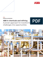 ABB in Chemicals and Refining