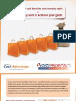 ICICI Pru Cash Advantage