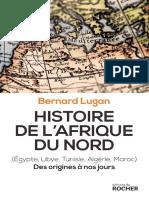 Lugan Bernard - Histoire de l'Afrique Du Nord