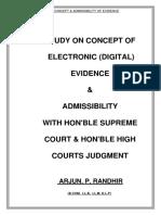 Useful Artical on E- Evidence