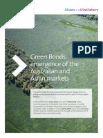 Report - Green Bonds-AUstralain amd Asian market.pdf