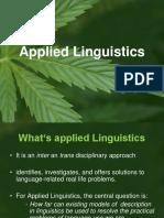 194344160 Applied Linguistics