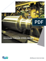 About Forged Steel Rolls