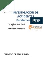 Curso Investigacion Accidentes Formar