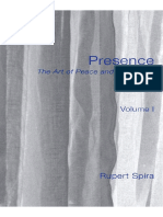 Rupert Spira - Presence_ the Art of Peace and Happiness - Volume 1 (2011, Non-Duality)