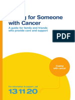 Caring for Someone With Cancer Oct-2017