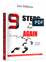 Book 9 Steps to Live Again (Doc)