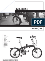 2008 Dahon User Manual En