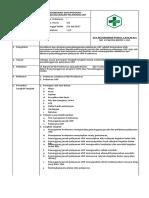1.2.5.(1) Sop Koordinasi Dan Integrasi Penyelenggaraan Pelayanan Ukp