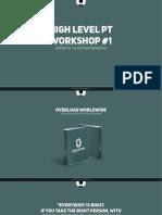 Opleidingen Voor Personal Trainers - Deel 1 OVERLOAD WORLDWIDE