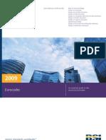 Structural Design Eurocodes 2009