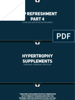 Personal Hormonal Profiling Refresh #4 - Personal Trainer Opleiding