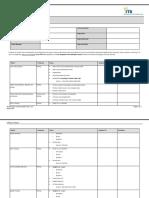 Project Team Communication Plan
