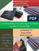 WA 0813.270.43.100, Jual Cover Raport Paud di Aek Kanopan Sumatra Utara