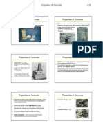 Concrete Properties Slides
