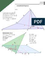 Semestral Intensivo - 3º Boletin - Geometria del Espacio I