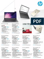 HP PC Flyer (August - September 2019) - Single Page PDF