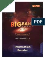 Bigbang-19 Info booklet