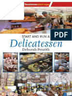 Start and Run a Delicatessen