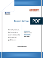 Rapport de Stage GEORET-bakali