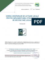 Ghid GAL Pentru Implementarea SDL Versiunea 06