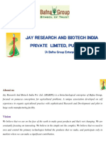 Jrabipl - Biopesticide and Biofertilizer, Biotechnology, Research