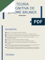 Teoría Cognitiva de Jerome Bruner