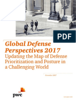 Global Defense Perspectives 2017