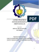 Laporan Orientasi Dalam_akhtaufa Irfansyah P_03311740000074