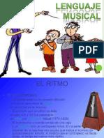 Power Point Ritmo y Lenguaje Musical 7 º y 8º