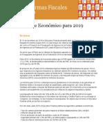 Reformas 2019