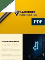 Lá DeCore Perspective Deck
